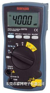 CD770新标准型数字万用表