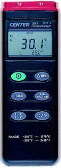 CENTER -301温度表/温度计