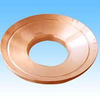 碗形铜轴瓦