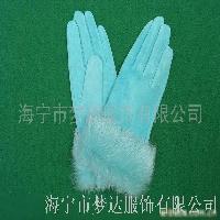 猪皮反绒手套