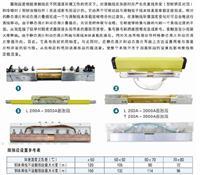 多极管式滑触线配件附件02