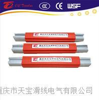 进口型欧标160A铝不锈钢滑触线  TBWL