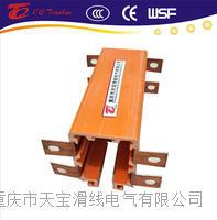 4级 80A 多级铜排管式安全滑触线  TBHXTS•●、DHG •●、 HFP