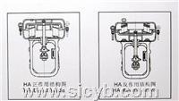 重慶川儀HA多彈簧薄膜執行機構 HA1D、HA2D、HA3D、HA4D,HA1R、HA2R、HA3R、HA4R