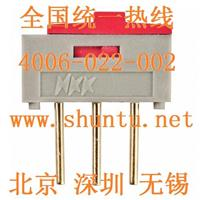 Nikkai Switches超微型滑动开关SM0320102日本进口滑动开关SM-03201微型开关NKK拨动开关 SM0320102