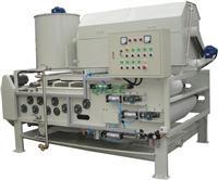 不銹鋼帶式壓濾機操作規程 QTBH