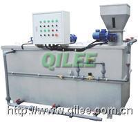 干粉投加自動溶藥機工作原理 QPL3系列