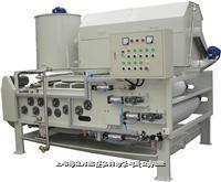 化工废水处理污泥浓缩脱水系统 QTBH-1500L