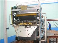 濾帶式不銹鋼壓濾機儀器 QTBH-1500