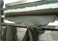 焊材污水處理帶式污泥脫水機 QTBH-1500