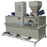 絮凝劑加藥裝置全自動溶藥設備 QPL2-2000