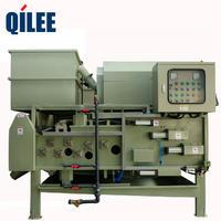 QTB-1500工業制藥廢水帶式污泥壓濾脫水設備