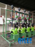 含油污水處理撬裝系統 QPDS-P2M2-I