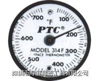美国PTC固定式表面温度计 314CL