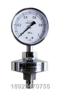 ASK隔膜式压力计SPG系列 SPG-A-R3/8-100x10MPa-S-K