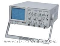 模擬示波器 GOS-653G GOS-652G GOS-635G