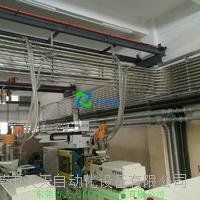 注塑机集中颗粒供料系统