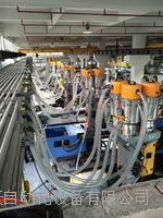 塑料挤出中央供料系统
