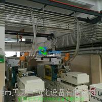 塑料塑胶厂中央供料系统