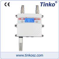 蘇州天和儀器 溫濕度變送器 LCD壁掛式溫濕度變送器 TKSE LCD壁掛式溫濕度變送器