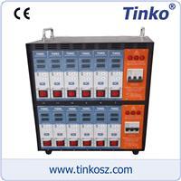蘇州天和儀器Tinko12點雙層熱流道溫控箱 HRTC-12D Tinko 12點雙層熱流道溫控箱