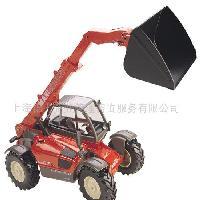 曼尼托 MLT-633 带铲斗 汽车模型