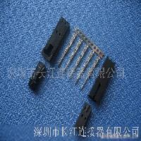 台制品MX2.54带扣公母70066连接器