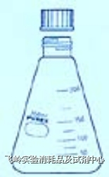 螺盖三角瓶 IWAKI/PYREX螺盖三角瓶