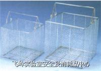 不锈钢线网篮(方型) Deltalab
