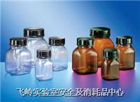 PVC方形广口瓶310系列(小容量) 德国KAUTEX