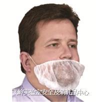 无纺布胡须套 遮盖胡须及嘴巴