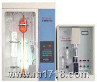 微机碳硫分析仪 RXHV-4B型