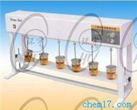 数显六连电动搅拌器 JJ—4型