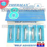 测温贴纸|八格A型测温贴纸|英国THERMAX温度美测温贴纸 八格A型