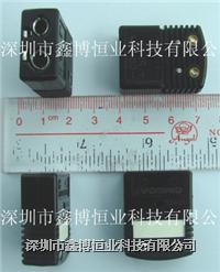 OSTW-J-F热电偶插座|J型黑色热电偶端子 OSTW-J-F