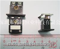 SMPW-J-M测温插头+MPJ-J-F面板式热电偶插座 MPJ-J-M/F