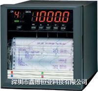记录仪|日本横河(yokogawa)SR10000系列6通道打点式有纸记录仪 SR10006