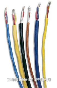 美国omega  TWSH双绞线屏蔽热电偶线 TT-TWSH双绞线屏蔽热电偶线