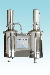 不锈钢电热蒸馏水器(重蒸) DZ5C