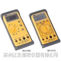 TES-2700/2712 LCR数字式电表 TES-2700/2712