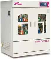 觸摸式彩屏立式恒溫培養振蕩器 HNYC-2102