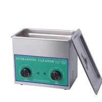 機械帶定時帶加熱超聲波清洗機 JD-240HT