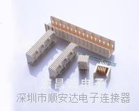 高速背板连接器 高速背板连接器30、60、90、120、150、180、210、240、300、390芯。