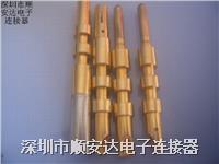 连接器电插针 连接器电插针适合直径插1.0mm,1.5mm,2.0mm,3.0mm