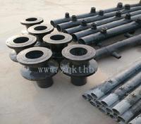 玻璃钢碳化硅喷淋管道生产厂家