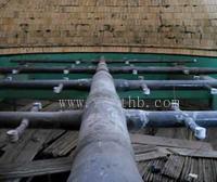 脱硫塔喷淋层 玻璃钢喷淋管制造厂