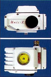 电子调节型电动执行器 Nucom-Z
