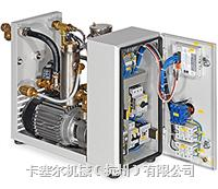 覆膜辊筒温度控制, 塑料薄膜生产线控温系统