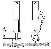 萬能鉗式夾具 YG-J001