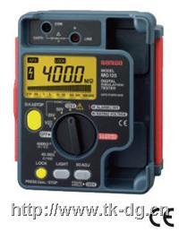 MG1000数字式绝缘电阻测试仪/兆欧表 MG1000